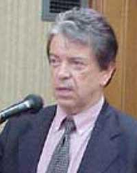 Luciano Nobre Varella – Chefe Depto Eng. Meio Ambiente da Eletrobrás