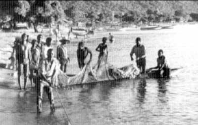 Pesca ex-fonte de renda e sustento